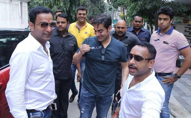 Arbaaz Khan booked under IPL betting scam