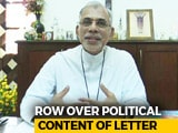 "Video : ""Constitution In Danger, People Living In Insecurity"": Goa Archbishop"