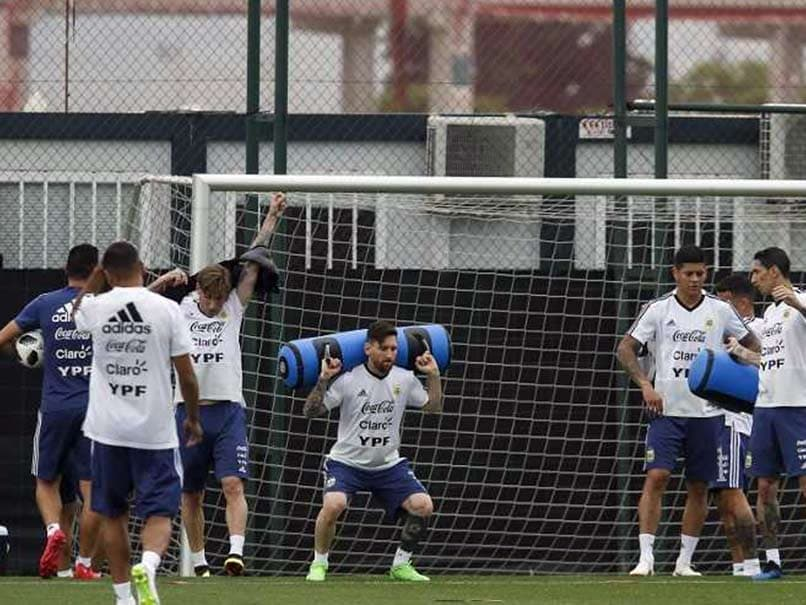Argentina Cancel FIFA World Cup Warm-Up Match Against Israel After Gaza Violence