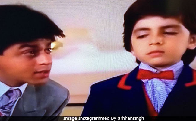 The Man Schooled By Anushka Sharma For Littering Apparently Appeared In A Shah Rukh Khan Film As A Boy