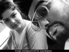 Janhvi Kapoor Commented On Arjun's Selfie With Anshula. Then, Anand Ahuja Joined In