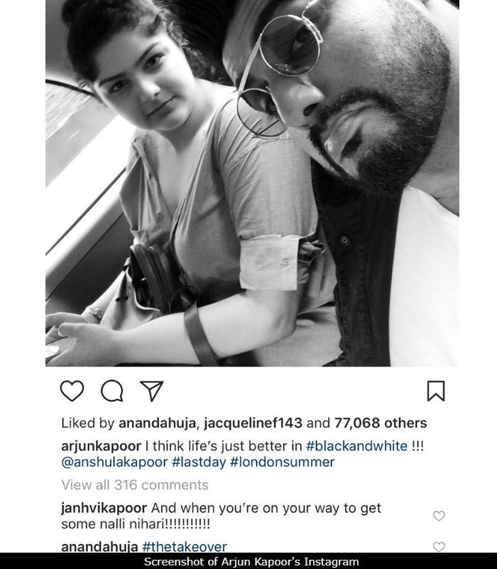 arjun instagram