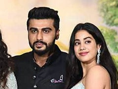 <i>Dhadak</i> - For Janhvi Kapoor's Debut, A Message From Brother Arjun: 'I'm By Your Side, Don't Worry'