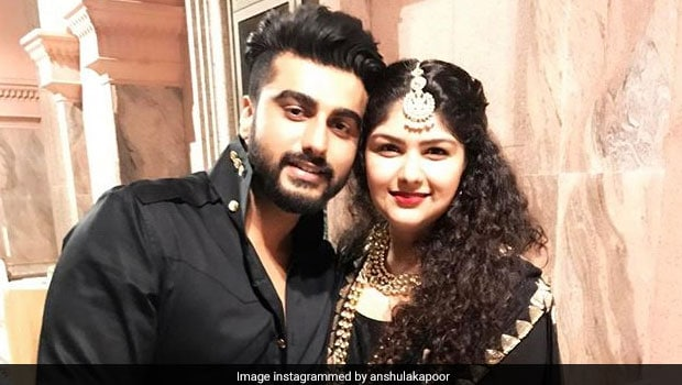 Anshula Kapoor Got Adorable Custom-Made Cake Toppers For Arjun Kapoor's Birthday! (see pics)
