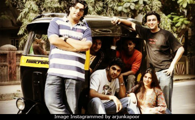 Arjun Kapoor's Pic From Before He Lost 50 Kilos Is Reminder Of His Fat-To-Fit Story
