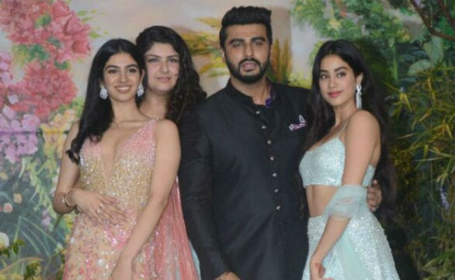 What Arjun Kapoor Said About Being By Boney Kapoor, Janhvi And Khushi's Side After Sridevi's Death