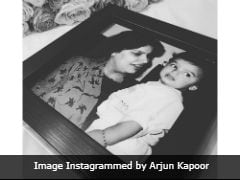 Arjun Kapoor Shares A Million Dollar Throwback Picture Of Mom Mona Shourie