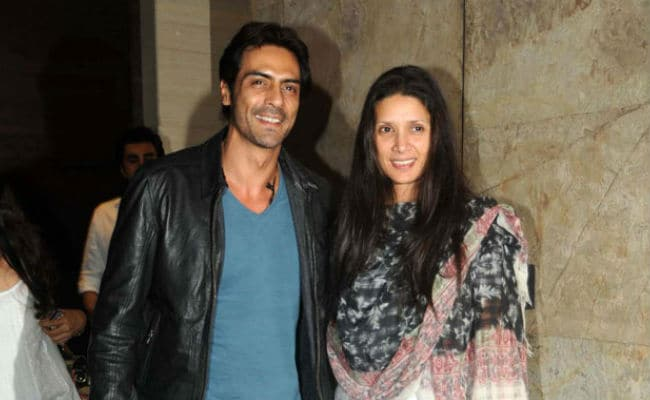 Arjun Rampal And Mehr Jesia Separated Because Of Sussanne Khan? 'It's News To Me,' Says Actor