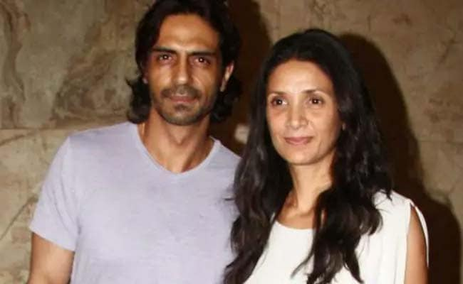 Arjun Rampal And Mehr Jessia Part Ways, Here