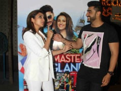 Arjun Kapoor Reveals Why He Enjoys Working With <i>Namaste England</i> Co-Star Parineeti Chopra