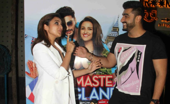 Arjun Kapoor Reveals Why He Enjoys Working With Namaste England Co-Star Parineeti Chopra