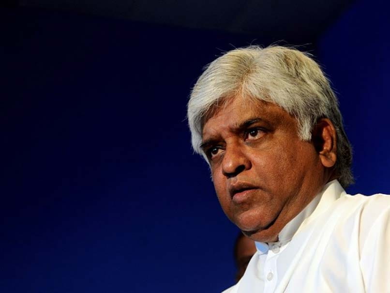 Sri Lanka Cricket Chief Hits Back At Arjuna Ranatunga