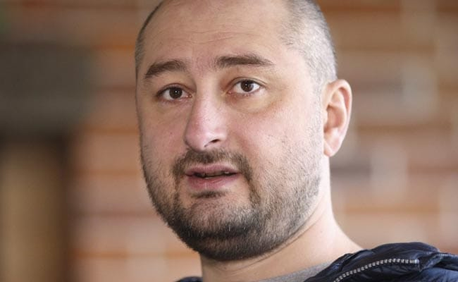 Russian Journalist Reported Killed In Ukraine Turns Up Alive