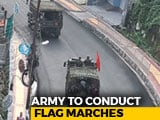 Video : Army, Central Forces Called In After More Clashes In Shillong