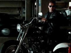 'Terminator 2' Harley-Davidson Fat Boy Sells For Record Amount