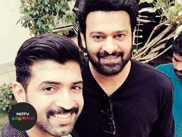 Saaho  Shooting