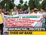 Video : Why Arunachal's Tribals Want Air Force Bombing Range Out Of Dollungmukh