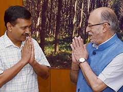 फिर आमने-सामने एलजी और केजरीवाल, दंगों को लेकर दिल्ली सरकार का फैसला खारिज किया