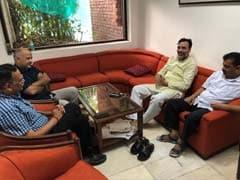 """""""Dismissed"""": Supreme Court On Request To Stop Arvind Kejriwal's Protests"""