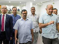 No Invite For Lawmakers, Arvind Kejriwal Too Skips President's 'At Home'