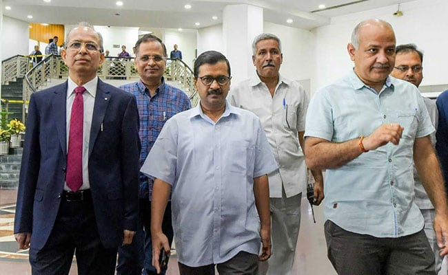 Arvind Kejriwal To Launch AAP's Door-To-Door Campaign For 2019 On Sunday