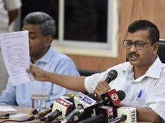 """PM's Office Unleashing Central Agencies Against AAP"": Arvind Kejriwal"