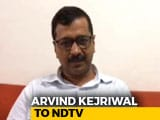 Video : Delhi Officers Strike Has PM Modi's Blessing, Arvind Kejriwal Tells NDTV