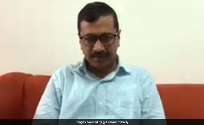 अरविंद केजरीवाल ने अटल जी के निधन को देश के लिए बड़ा नुकसान बताया