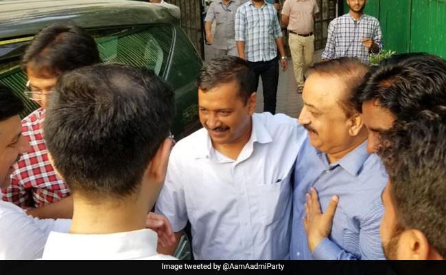 दिल्ली के मुख्यमंत्री अरविंद केजरीवाल ने खत्म किया LG हाउस में 9 दिन से जारी धरना, जानिये बाहर आने के बाद क्या कहा...