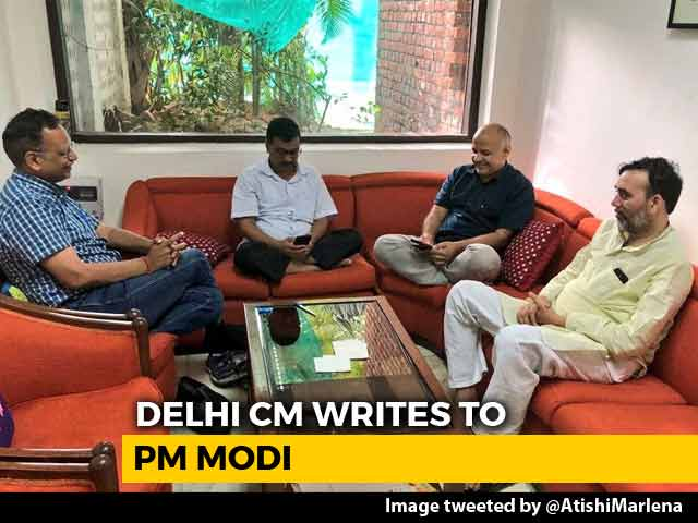 Video : No Pollution Meet In Months, Beg You To Act, Arvind Kejriwal Writes To PM