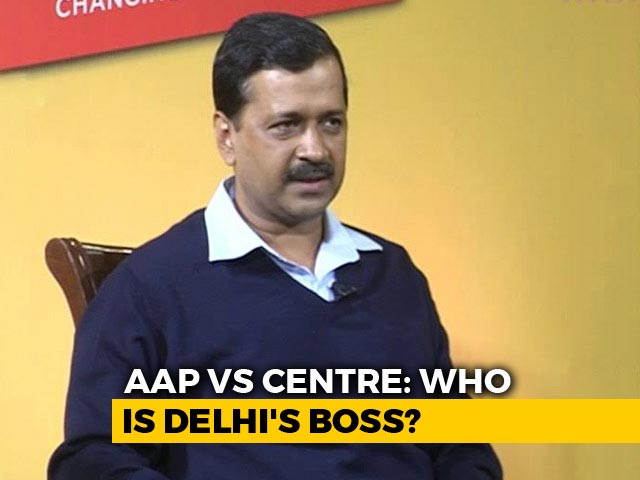 Video : Who Is Delhi's Boss? Top Court Verdict Today In AAP vs Centre