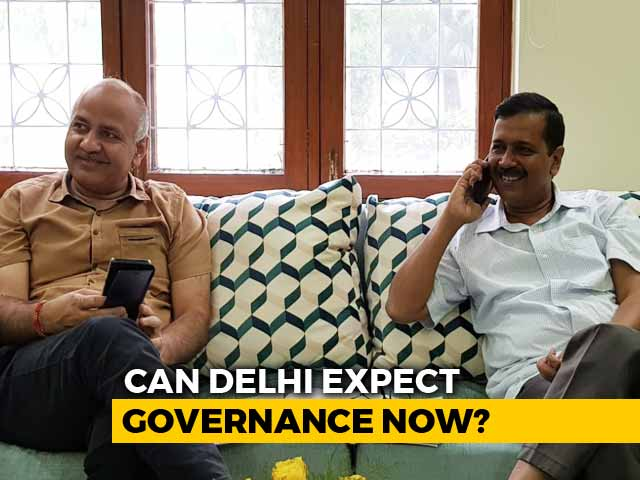 Video : AAP <i>Ki Dilli</i>: Victory For Delhi's People?