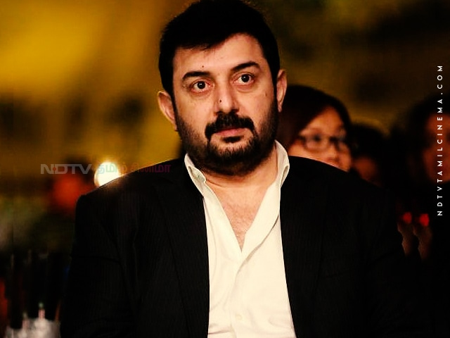 Actor Arvind Swami To Play Ex-Tamil Nadu Chief Minister MG Ramachandran