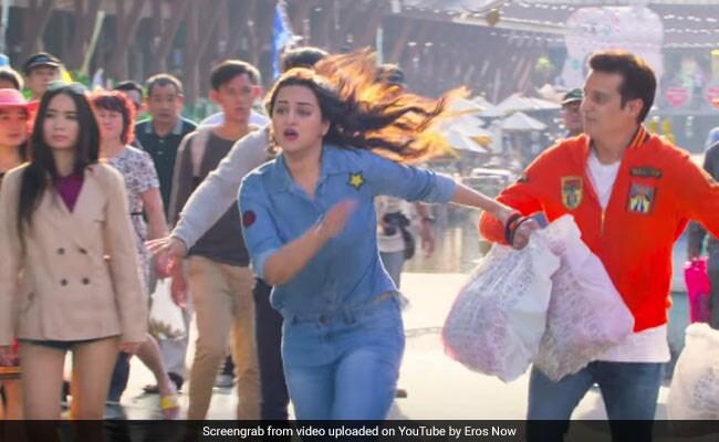 Happy Phirr Bhag Jayegi: हैप्पी बन सोनाक्षी सिन्हा की हुई बल्ले-बल्ले, 1.4 करोड़ बार देखा गया ट्रेलर