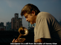 <I>Fanney Khan</I>: Anil Kapoor Takes Trumpet Lessons For The Film, Says The Instrument Was An 'Integral Part Of His Character'