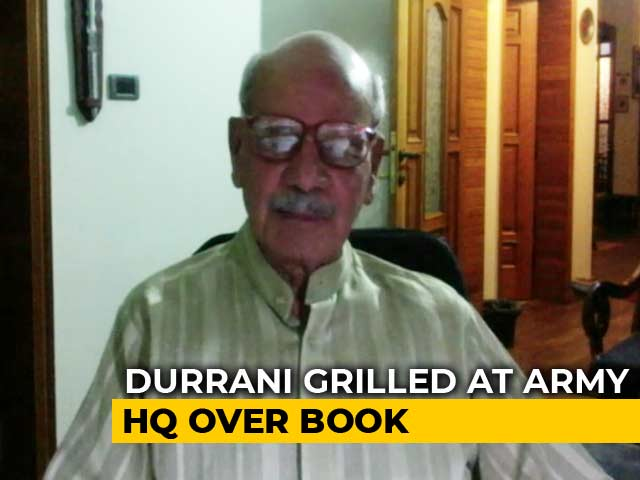 Video : Pak Knew Of Osama Op, Suggested Ex-ISI Chief. He Can't Leave Country Now