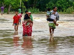 Flash Floods Kill 17 In 4 Days, Situation Unchanged In Assam And Tripura