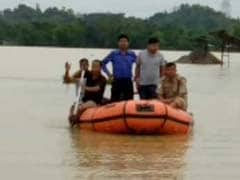6 Dead In Flash Floods, Landslides In Tripura, Manipur, Assam:10 Points