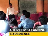Video : Assam's Former Top Cop Goes Back To School, This Time To Teach Mathematics
