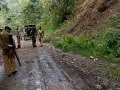 नगालैंड में घात लगाकर किए गए हमले में असम राइफल के 2 जवान शहीद