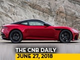 BMW G 310 Launch, Aston Martin DBS Superleggera Revealed, Audi Global Summit