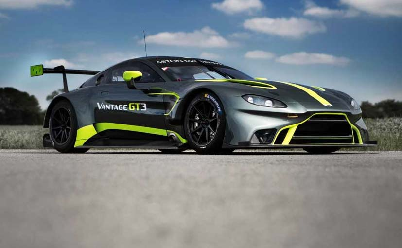Aston Martin Racing Vantage GT3 & GT4 Revealed