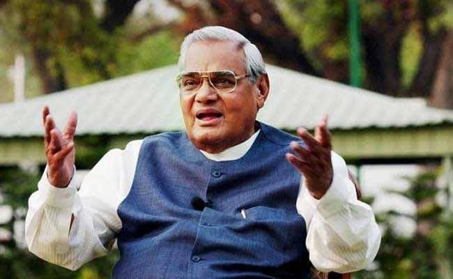 Former Prime Minister Atal Bihari Vajpayee Dies