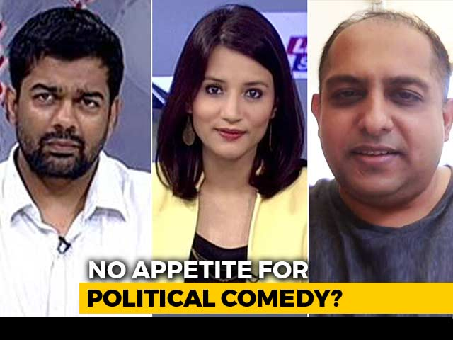 Video : Kunal Kamra Show Scrapped: No Laughing Matter?