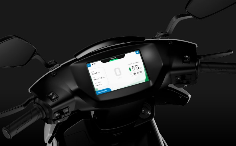 ather 340 dashboard