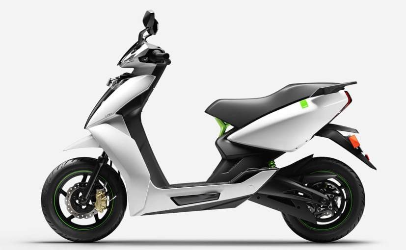 e-Scooters accounted for just 1.26 lakh unit out of the total 21 million two-wheelers sold last fiscal