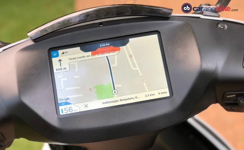 ather 450 first ride review