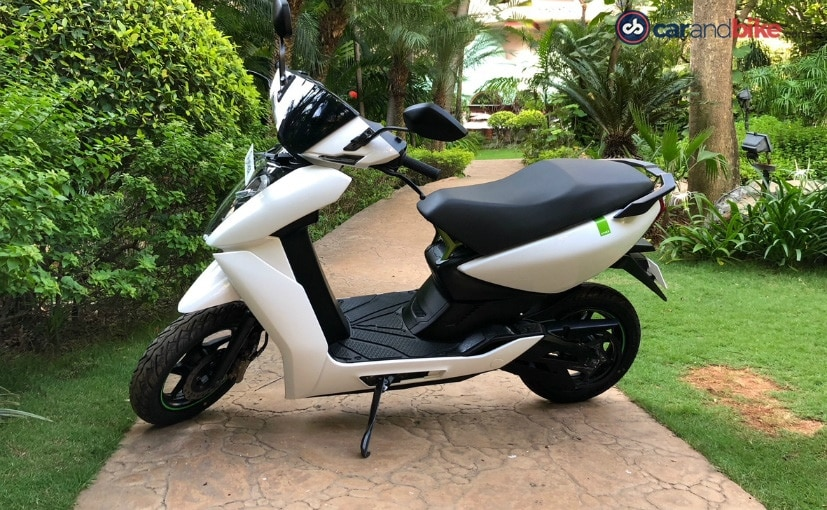 ather 450 launched in india