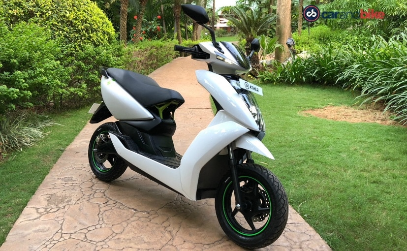 Ather Energy: Latest News, Photos, Videos on Ather Energy - NDTV COM
