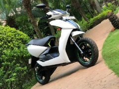 Ather Energy Announces Strategic Tie-Up With Godrej Nature's Basket
